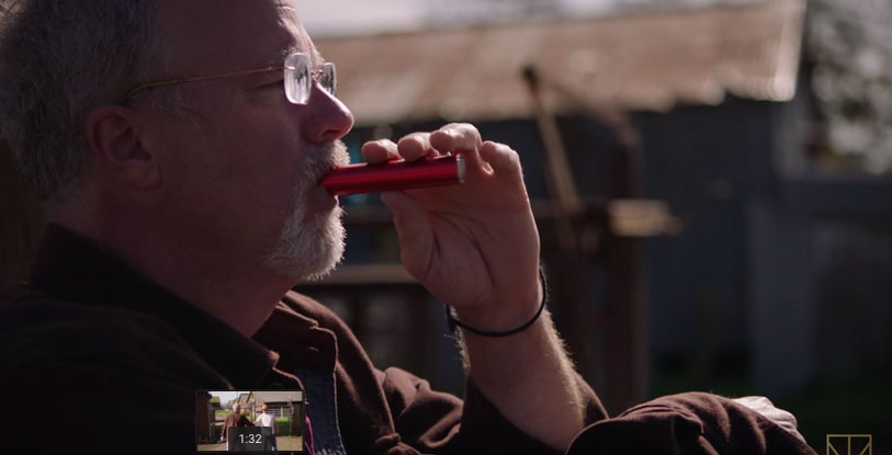 Smoking Pot With Lagunitas' Tony Magee
