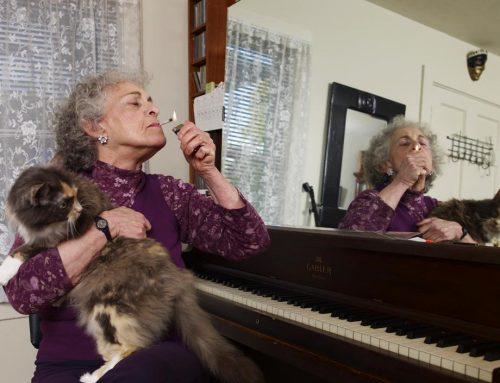Cookies Aren't The Only Things Baking at Grandma's: Seniors See Benefits to Medical Marijuana