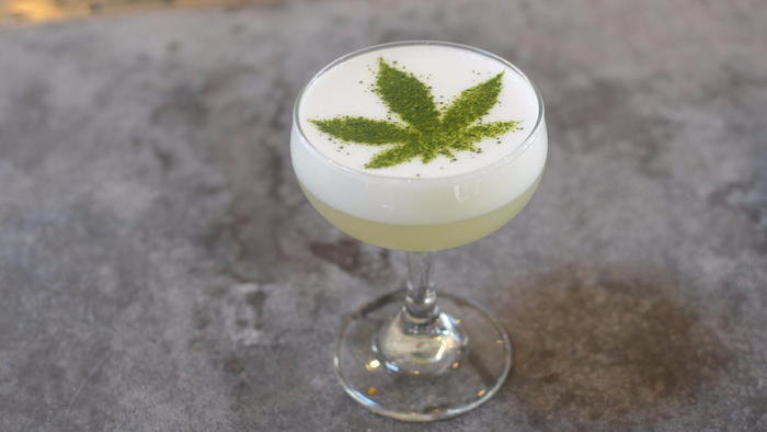 Cannabis Cocktails Now Offered at This California Café