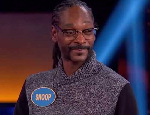 Must Have Been an Off Day; Snoop Dogg Misses Question About Marijuana on Family Feud