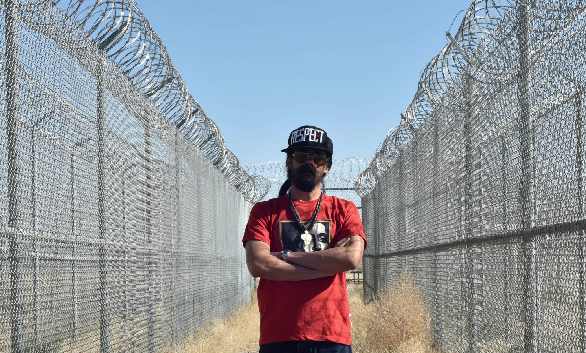Damian Marley's Newest Endeavor: Using a Deserted Prison And Marijuana to Revive a Town